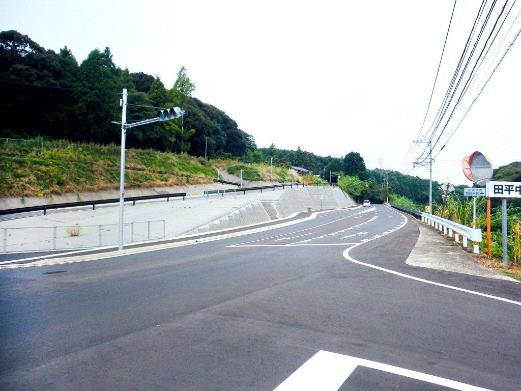 制作例:一般国道204号道路改良工事(舗装工)